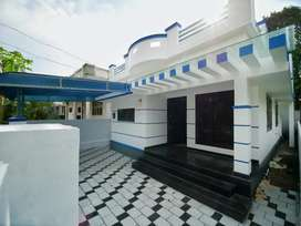 3 BHK single storeyed residential house for sale @Muppathadam, Aluva