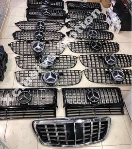 Mercedes Benz GTR grill for all models