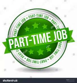 Part time job available for you