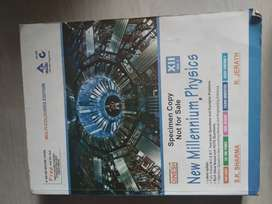 New millennium physics class 12th vol 1 by s.k sharma