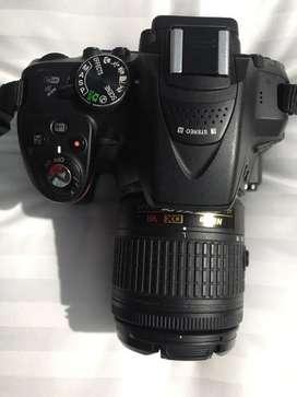2017 model Nikon D5300