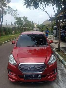 Datsun Go+ T Active 2018 matic