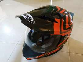 Helm Full Face 99%, TT/BT Helm Half Face