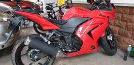 Kawasaki Ninja 250 Tahun 2009