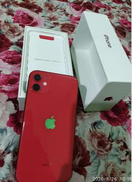 iphone 11 is available with warranty and all accessories  COD Availabl