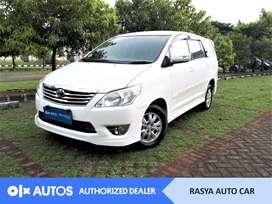 [OLX Autos] Toyota Kijang Innova 2012 G 2.0 Bensin A/T #Rasya Auto Car