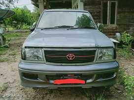 Bismillah,,,jual kijang krista diesel tahun 2002