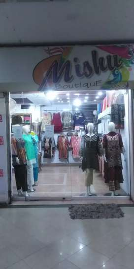 Running Boutique for sale urgent