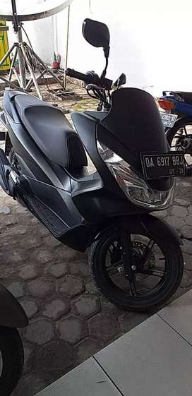 Pcx build-up cari bt ninja/klx