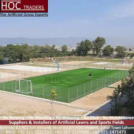 HOC TRADERS Realistic look artificial grass or astro turf