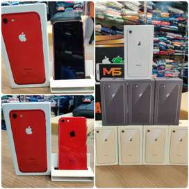 Unused new Apple iPhone 8 256gb Colours available *No warranty