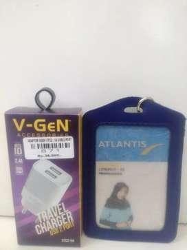 Adapter vgen VTC2-04 usb 2 port