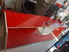Red Colors counter brand new for sale