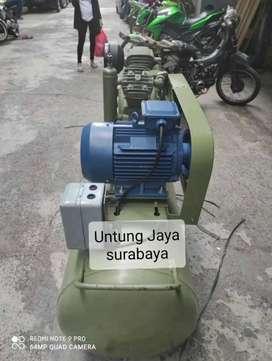 kompresor/ compressor + dinamo/ emotor