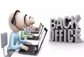 Back Office and office Staff
