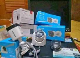Paket Cctv lengkap kamera 2 MP full HD gratis pasang// area Cuputat