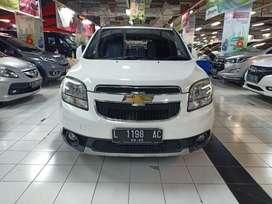 Chevrolet Orlando LT bensin 2014 pmk 2015