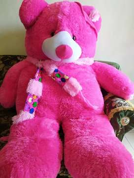 Boneka Teddy Bear Pink