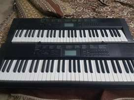 Casio Keyboard Piano each price Rs. 14000