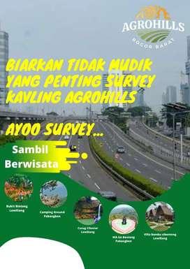Dijual Kavling Agrohills Bogor Barat
