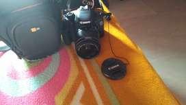 CANON 550D camera for sale