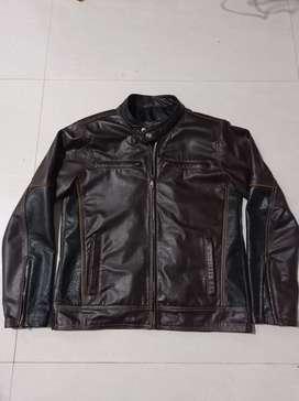 Jual santay jaket kulit sapi asli edisi kekecilan