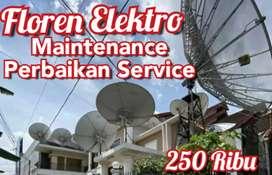 Terima Jasa Panggilan Pasang & Service Antena Parabola Kebon Jeruk SNI