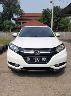 Honda HRV E CVT 1.5 AT tahun 2016 KM.LOW kondisi Siap pakai