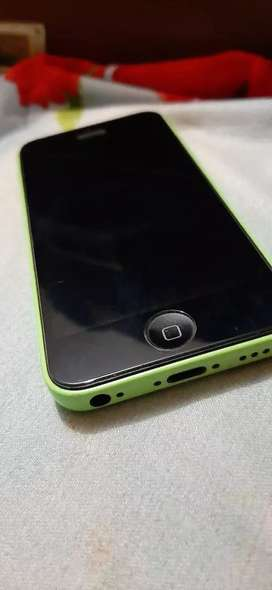 Apple 5c in good condition