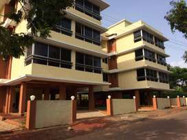 1 BHK Flat in peaceful valley location, just 3 minutes from NH-17.s