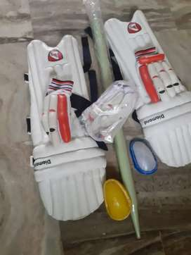 Cricket kit not used at one time also