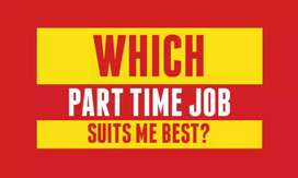 100% part time work