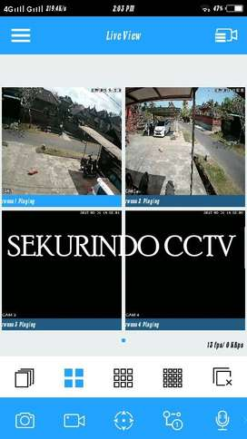 Welcome to SEKURINDO CCTV Kami Siap Melayani Jasa Pasang CCTV