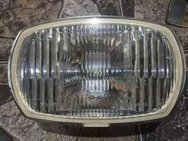 Reflektor lampu depan Vespa PX original