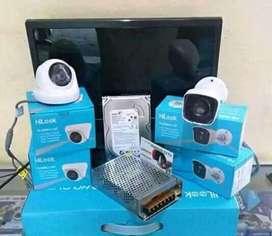 Agen lengkap kamera CCTV PLUS pemasangan
