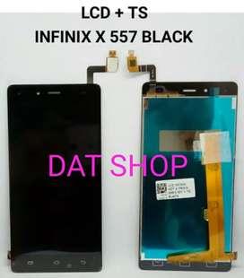 LCD TS INFINIX HOT 4 PRO X 556 X 557