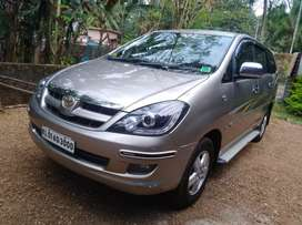 2007 Model Innova Good condition, Fancy number, 3 LCD displays