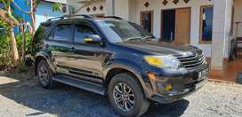 Fortuner G Lux 2013 Matic