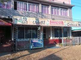 Dhaba cum restaurant