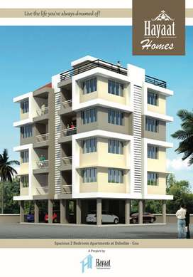 2 bhk apartment furnished  wit pop work kitchen work light work etc