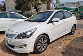 Hyundai Verna Fluidic 1.6 CRDi SX, 2016, Diesel