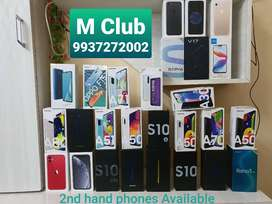 2nd hand phones starting from 9000/-( work from Home and stay safe)