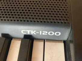 Casio keyboard ctk 1200
