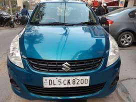 Maruti Suzuki Swift Dzire LDi BS-IV, 2014, Diesel