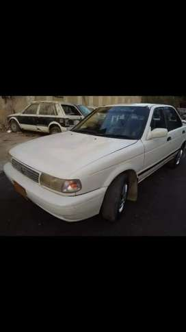 Nissan sunny model 90 recondition 94