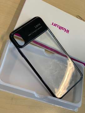 Case iphone xs max hardcase clear