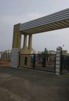 1BHK walkable distance from station  Shahapur
