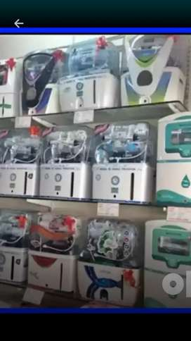 धमाका ऑफर NEW aqua fresh aqua Grand +RO water purifier sale pack