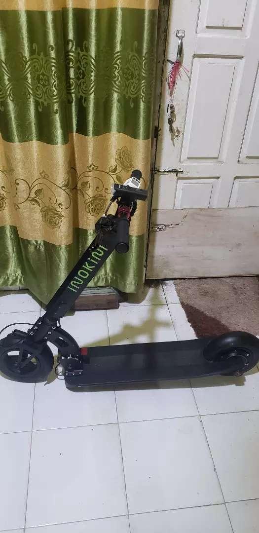 Scooter Elektrik Inokim Light 0