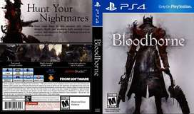 Bloodbourne (ps4) Game In Excellent Untouched Brand New Condition